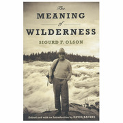 The Meaning of Wilderness