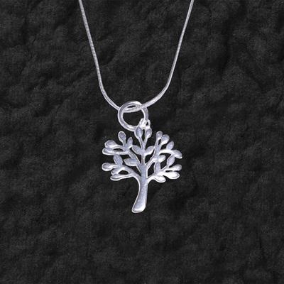 Small Tree Pendant