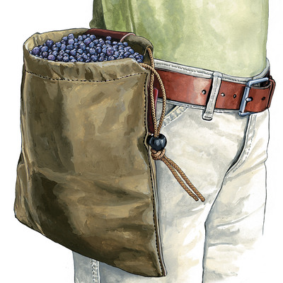 Frost River Foraging Pouch