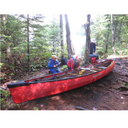 PakCanoe 170 Folding Packable Canoe