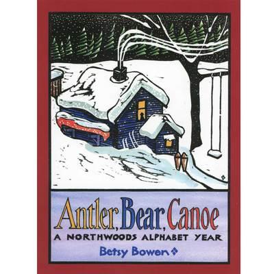 Antler, Bear, Canoe