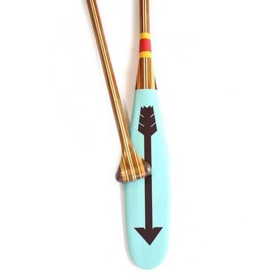 Sanborn Canoe Artisan Paddle West