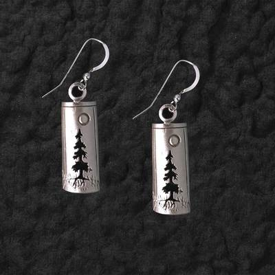 Tree Totem Earring