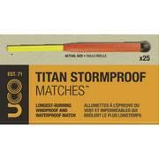 UCO Titan Stormproof Matches 25pk