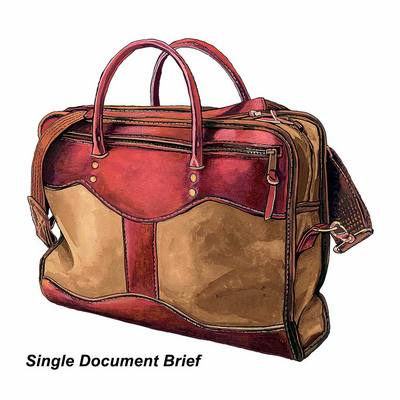Frost River Briefcase