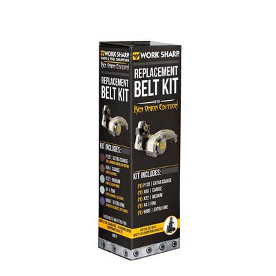 Ken Onion Knife And Tool Replacement Belt Assorted 5 Pack