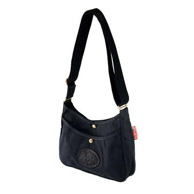 Frost River Crescent Lake Large Handbag Black Heritage Collection