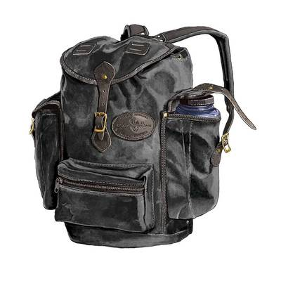Frost River Summit Expedition Backpack Heritage Black Collection
