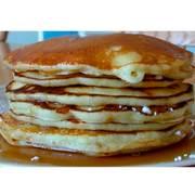 Camp Chow trail center pancake mix