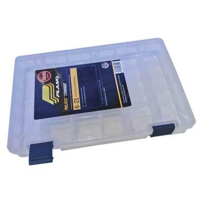 Plano Pro Latch 3600 Clear Tackle Box