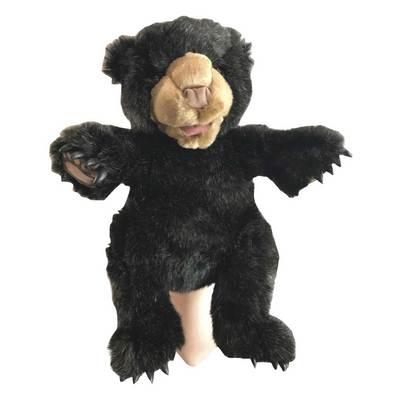 Black Bear Cub Puppet