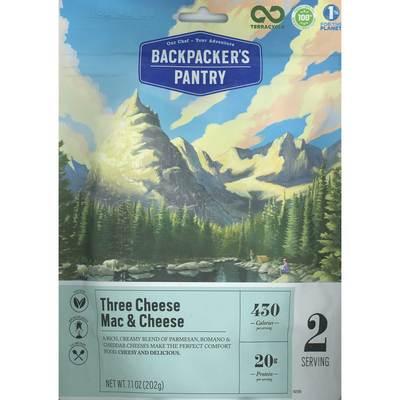 Three Cheese Macaroni 2 Serve