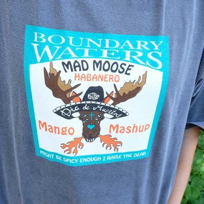Mad Moose Hot Sauce Tee Shirt