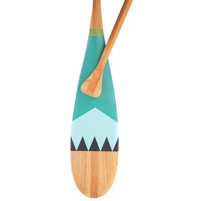 Sanborn Canoe Artisan Paddle Gooseberry