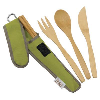 To- Go Ware Bamboo Utensil Set