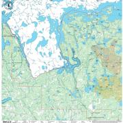 True North Maps Cloth Map 01