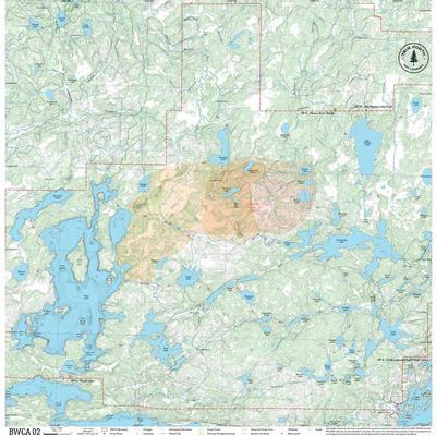 True North Maps Cloth Map 02