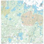 True North Maps Cloth Map 04