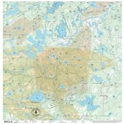 True North Maps Cloth Map 10