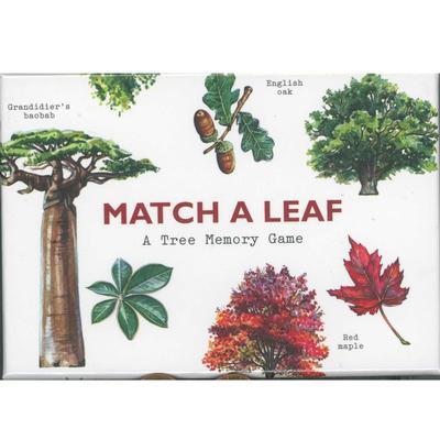 Match A Leaf : A Tree Memory Game