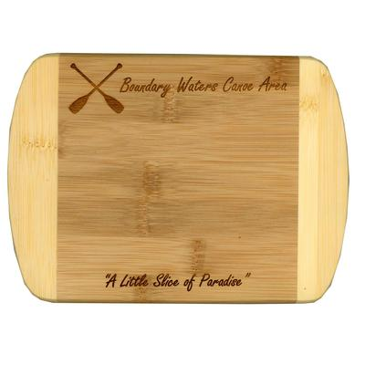 Boundary Waters Paddles Cutting Board