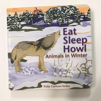 Eat Sleep Howl