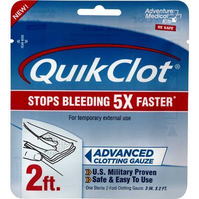 Quickclot Gauze