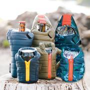 Puffin Sleeping Bag Beverage Cooler