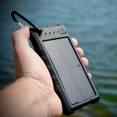 Revel Gear Day Tripper Solar Battery And Light