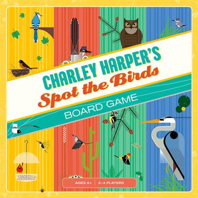 Spot The Birds Board Game