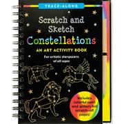 Scratch And Sketch Constellations