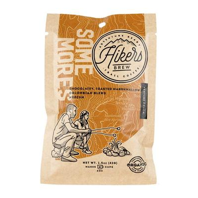 Some Mores Hikers Brew Coffee