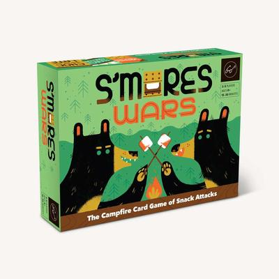 S ' Mores Wars Card Game