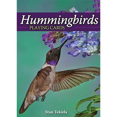 Hummingbirds Playing Cards