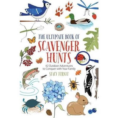 The Ultimate Book Of Scavenger Hunts