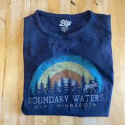 Mineral Bows Boundary Waters Moose Ely