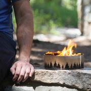 Radiate Classic Portable Campfire 4pack