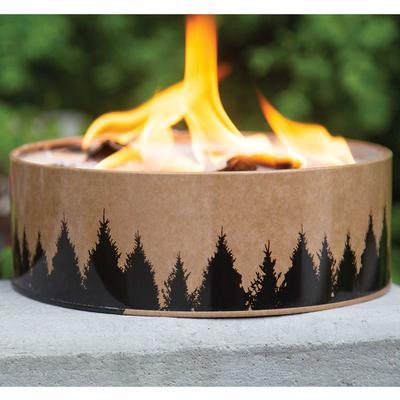 Radiate Eucalyptus Portable Campfire Single Pack