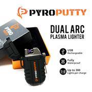 Pyro Putty Dual Arc Lighter