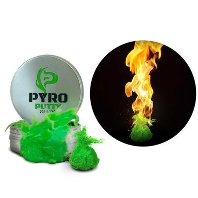 Pyro Putty Green Eco Blend 2oz
