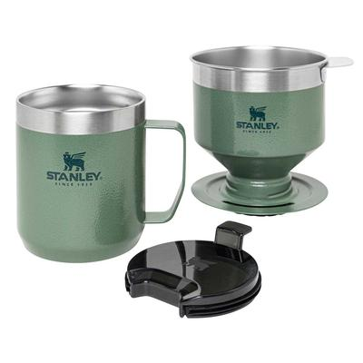 Stanley Adventure Perfect Brew Pour Over Set Hammertone Green
