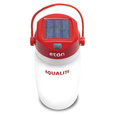 Eton Aqualite Lantern, Water Bottle And Emergency Kit