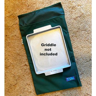 Piragis Griddle Cover