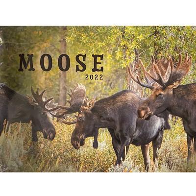 Moose 2022 Calendar