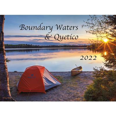 2022 Boundary Waters Quetico Calendar