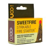 Uco Sweetfire Strikable Fire Starter 8pk