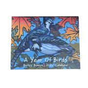 A Year of Birds 2022 Calendar