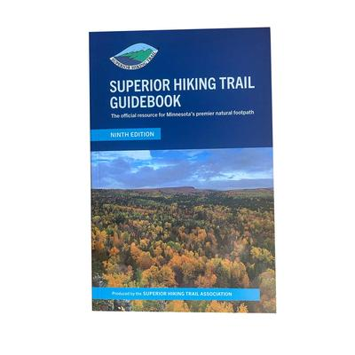 Superior Hiking Trail Guidebook Ninth Edition