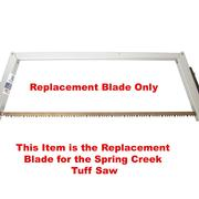 Spring Creek TUFF Saw 21 inch Replacement Blade