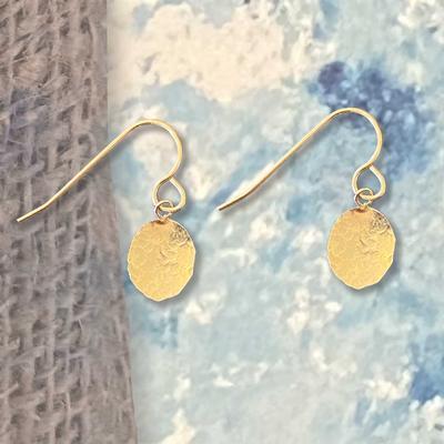 Gold Standard Earrings